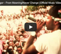 From Mawning (Never Change) Video