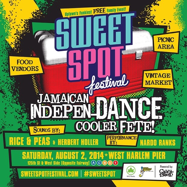 2nd Saturday Poets 2: Make Sure You Hit @sweetspotfestival This Saturday, August