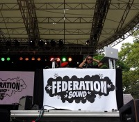 "REPOST FROM @jswift1163: ""Federation sound live. federationsound"""