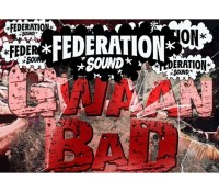 We have a new mix posted on our sound cloud check it out here: www.soundcloud.com/federationsound/gwaan-bad-july-2014