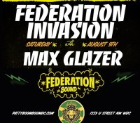 DC tonight! @maxglazer in your area at Patty Boom Boom – 1359 U Street NW.