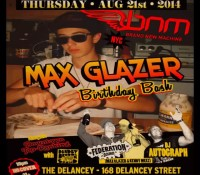 It's all about @bnmnyc tonight as we celebrate @maxglazer's birthday with non stop dancehall reggae music @thedelancey – 168 Delancey street. Music by @federationsound, @djautograph and special guest @danyneville passing through. @deadlydragon in the basement with downtowntopranking. 10 pm. FREE all night. $5 Red Stripe and run drinks until 11. ilovemylife.