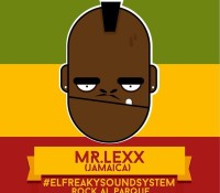 Mr. Lexx aka @dagdiggy will be joining us in Colombia this Sunday with El Freaky Soundsystem aka @freakycolectivo at rockalparque.