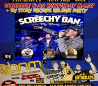 Thursday. Big things inside @bnmnyc. Ready up from now. @screechydan My Story mix release and birthday bash.