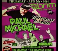 Tonight it's all about @bnmnyc celebrating the birthday of @djpaulmichael inside @thedelancey – 168 Delancey Street. Free all night. $5 Red Stripe and rum drinks until 11 and the Guinness drinkers will be glad to know that we finally have glass bottles. Music by @maxglazer @djautograph @deadlydragon along with the birthday boy and his endless dub box.