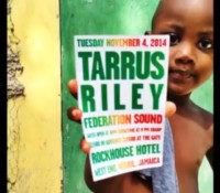 Beware!!! Jamaica, we are on our way. @tarrusrileyja live @rockhousehotel this Tuesday. Singy singy on the cliffs alongside FEDERATIONsound.