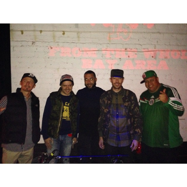 Big respect to the Lonestar Sound! Thank you for helping us celebrate 15 years of FederationSound last night in The Bay. @unityboomshots @daddyrolo @djmendoja. federation15.