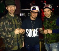 In the place with @djsmokeone. federation15.
