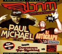 NYC tonight it's all about @bnmnyc with @djautograph and our good friend @djpaulmichael at the musical controls. 168 Delancey Street – 10 pm. @maxglazer and @kennymeez are in Santa Monica tonight with @selecta7. West Coast link up!