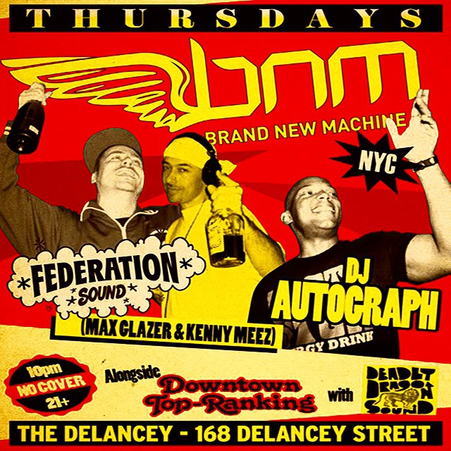 New York City we are back in the place this Thursday! @bnmnyc family link up. Two weeks in Europe and we are ready for some NY vibes. See you @thedelancey!