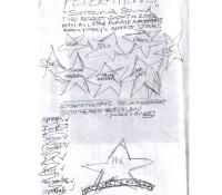 Original cover sketch for Federation 5 – Surround Sound mix cd. tbt. throwbackthursday. federation15.