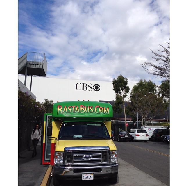 West Coast transportation movements. rastabus. cbs.