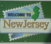 Welcome To New Jersey (Now Pull Over)