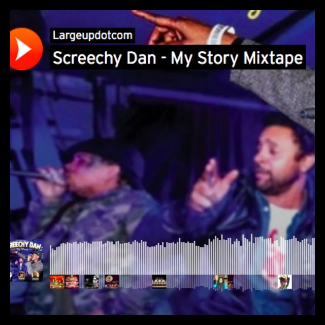 @largeupdotcom just voted this the 4th best mix tape for 2014 go hear what it's all about at www.soundcloud.com/largeupdotcom/screechy-dan-my-story-mixtape @screechydan mystory mixed by @shirkhansafarisound @safarisound @kennymeez federationsound and @djautograph