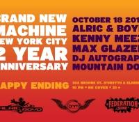 BNM NYC 2 Year Anniversary