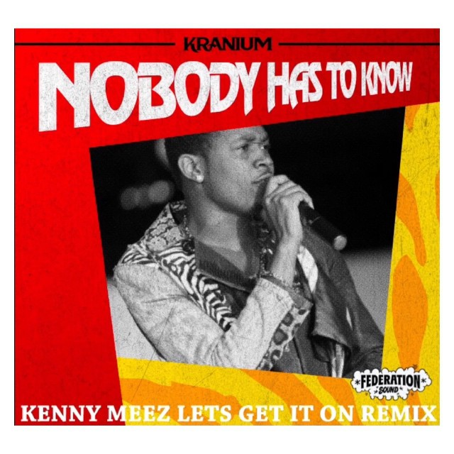 Big up to @kranium1 @realestoutdeh @peewee21 for landing a deal with a major label on their own terms. Congrats guys! Head over to soundcloud.com/kennymeez for a new classic remix of the international hit nobodyhastoknow over marvingayes classic letsgetiton 2015 workharder outdeh federation15 queens brooklyn NYC