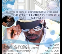 Chino Album Release Party (NYC)