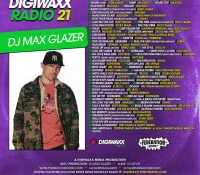 Max Glazer on Digiwaxx Radio