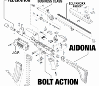 Bolt Action  Aidonia (Free Download)