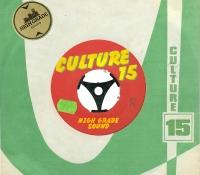 High Grade Sound (Culture 15)