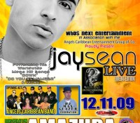 Jay Sean Live At Amazura (Friday December 11th)