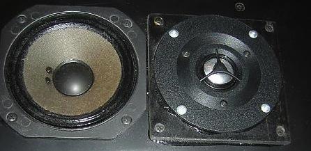JBL L36 front