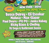 Mad Decent Block Party (NYC) August 7th 2010