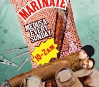 Marinate Sundays (Philly)