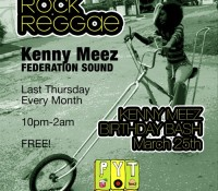 Kenny Meez Birthday Bash