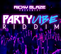 Ricky Blaze presents Party Vibe riddim