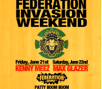 Federation Invasion Weekend (DC)