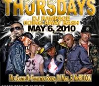 Thursday May 6th NYC