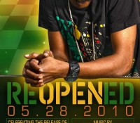 reOPENed with MR LEXX (Friday May 28th)