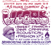 Rockhouse (x) Vegas (x) Radio Lily