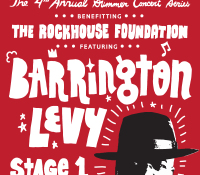 Barrington Levy (x) Rockhouse Foundation