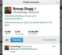 Hey Snoop