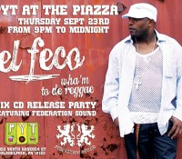 El Feco Mix CD Release Party (Thursday Sept 23rd) Philly