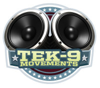 Tek 9 Movements Dub Juggling On EVR