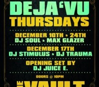 Deja Vu Thursdays (NYC)