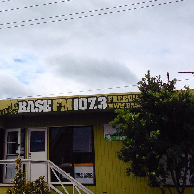Tune in! @maxglazer is about to go live on Auckland's @basefm. www.basefm.co.nz. dubplates. @grindinoz.