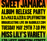 Mr Vegas Sweet Jamaica Release Party