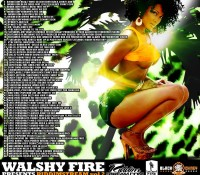 Walshy Fire Riddimstream Mix (feat. FLATLANDS)
