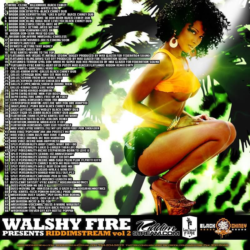 WalshyFire RiddimstreamVol2 1