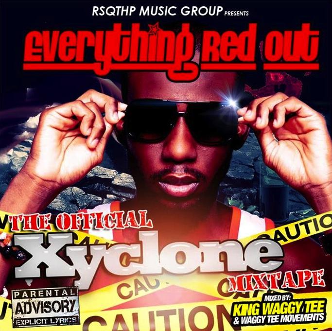 XycloneMixCDFrontCover