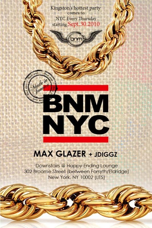 bnm NYC V 1 1