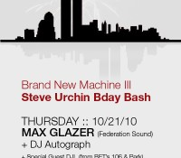 BNM (NYC) Urchin Bday Bash