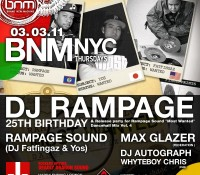 Rampage Sound (Most Wanted Mix)