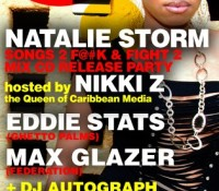 Natalie Storm Mix CD Party (NYC)