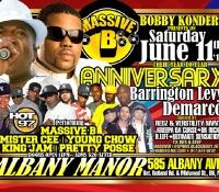 Massive B Anniversary (2011)
