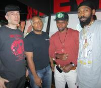 Spragga Benz and Delly Ranx on EVR